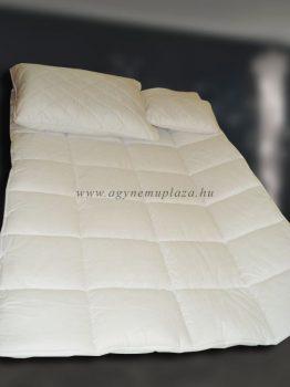 Antiallergén fehér kis párna, hófehér párna