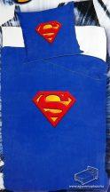 Superman ágyneműhuzat garnitúra, Superman ágynemű, Kék Superman
