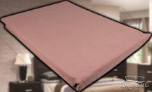 Pamutvászon, pamut lepedő, vászon lepedő 220x240 cm, Rózsaszín
